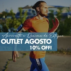 Outlet Agosto 10% OFF
