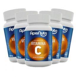 Vitamina C 280mg (60 Caps)