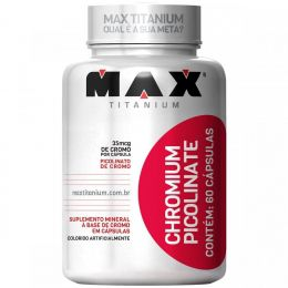 Chromium Picolinate (60 Caps - max